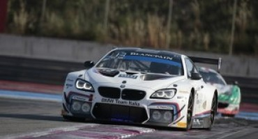 Il Team BMW Italia affila le armi per la 68esima edizione della 24 Ore di Spa-Francorchamps