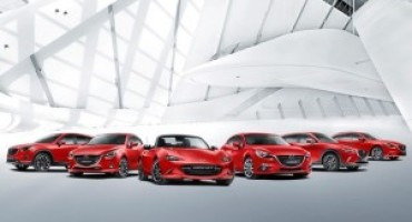 Le vendite Mazda crescono ancora in Europa