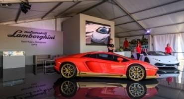 Lamborghini presenta l'ultima novità al World Ducati Week 2016
