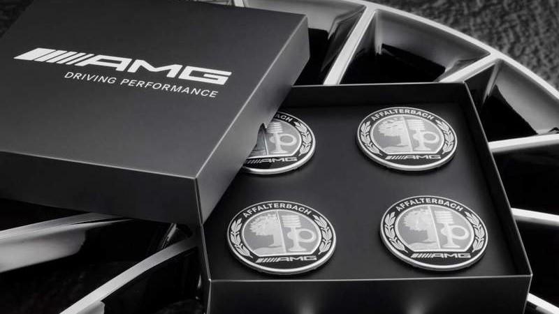 Mercedes-AMG amplia l'offerta di accessori