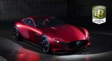 Le vittorie di Mazda all'Automotive Brand Contest