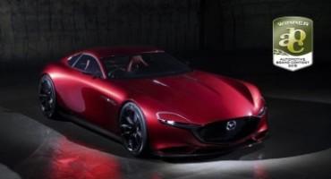 Le vittorie di Mazda all'Automotive Brand Contest