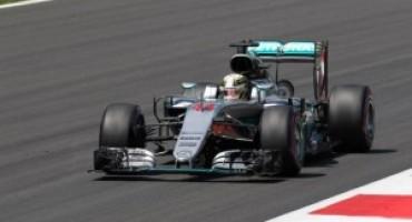 Formula 1 – GP Austria: nelle qualifiche è Lewis Hamilton il più veloce, secondo Hulkemberg