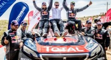 Silk Way Rally 2016, successo della Peugeot 2008 DKR, vince la 14esima tappa Mosca-Pechino