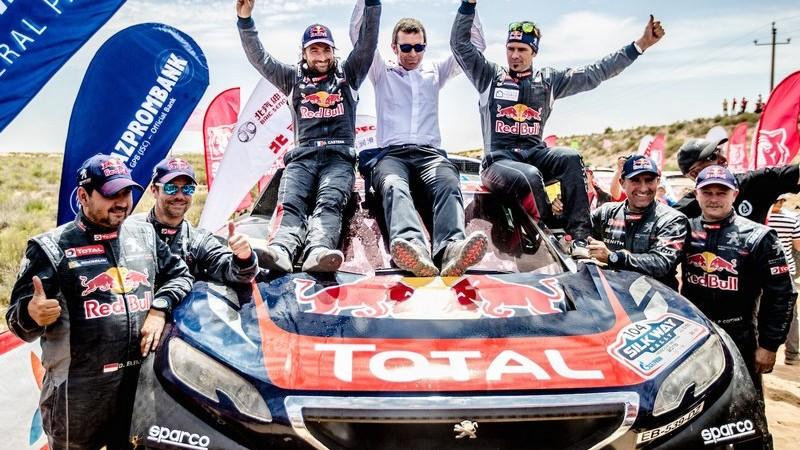 Silk Way Rally 2016, successo della Peugeot 2008 DKR che vince la tappa Mosca-Pechino