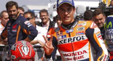 MotoGP 2016, Superb seventh consecutive Sachsenring pole for Marquez; Pedrosa improves his speed