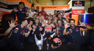 MotoGP 2016, sensational seventh Sachsenring win for Marquez; Pedrosa fights back to sixth