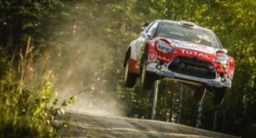 WRC | Kris Meeke con la DS3 vince il Rally di Finlandia