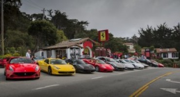 Ferrari alla Monterey Car Week