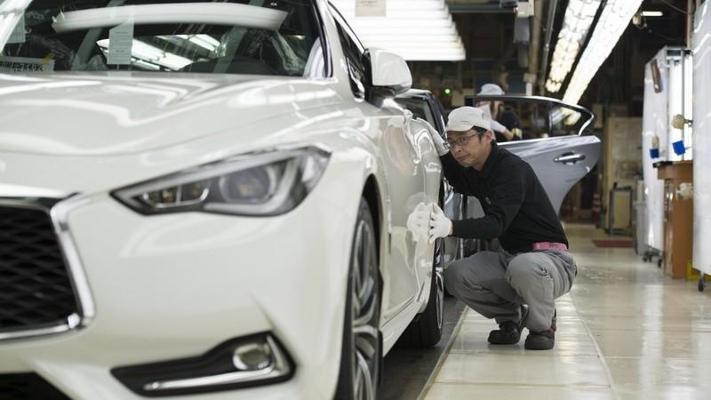 A Tochigi inizia la produzione della nuova Infiniti Q60 Sport Coupè
