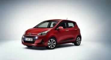 Nuova Hyundai i10, ancora più sicura e con contenuti da classe superiore