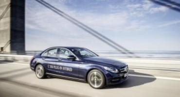 Mercedes-Benz presenta la nuova C 350 e