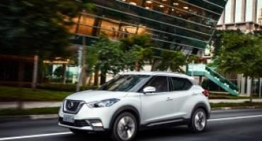 Nissan lancia 'Kicks', l'attraente crossover compatto, perfetto per le grandi città