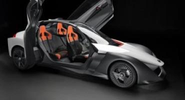 Debutta a Rio de Janeiro 'BladeGlider', il prototipo di Nissan a propulsione elettrica