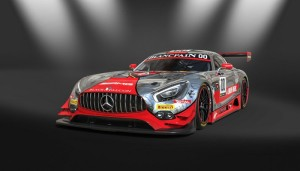 Mercedes-AMG GT3 mit Racing-Design by Linkin Park, 24-H Rennen SPA, Belgien – 30./31. Juli 2016 ; Mercedes-AMG GT3 with race design by Linkin Park, 24 hours race SPA, Belgium – July 30/31, 2016;