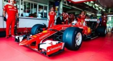 Formula 1 – Pirelli, iniziati i test delle nuove coperture allargate