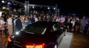 Maserati presenta la nuova Quattroporte MY17 nella meravigliosa cornice di Porto Cervo