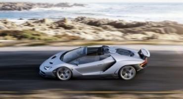 Lamborghini Centenario Roadster, perfetta fusione tra innovazione e design