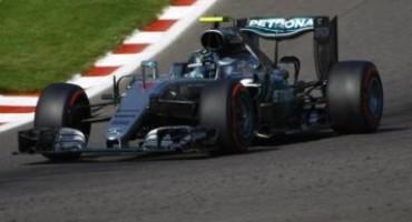 Formula 1 – Gp del Belgio: pole di Nico Rosberg davanti al talento Verstappen