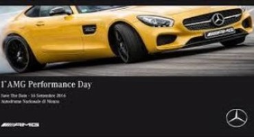 AMG Performance Day, adrenalina e divertimento per il primo evento all'Autodromo di Monza