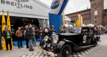 Breitling è main partner della 10° edizione del Trofeo Milano (1° Ottobre 2016)