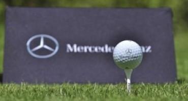 Mercedes-Benz è sponsor e Official Car della 73a edizione dell'Open d'Italia