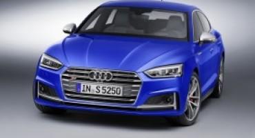 Nuove Audi A5 e S5 Sportback, eleganti e straordinariamente confortevoli