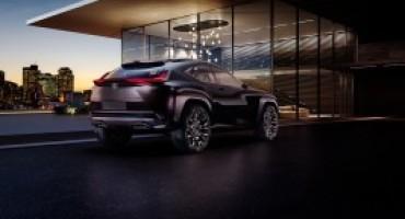 Salone di Parigi 2016, debutta il prototipo Lexus UX