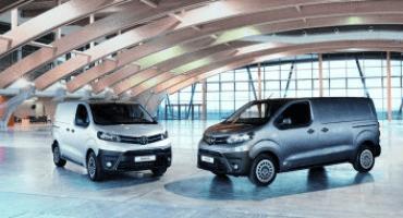 Toyota, debutta il nuovo Proace 2016, veicolo commerciale leggero