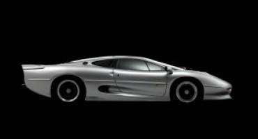 Bridgestone riporta in strada la mitica Jaguar XJ 220