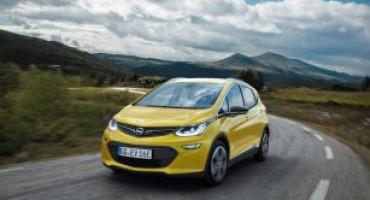 Rivoluzione elettrica con la nuova Opel Ampera-e