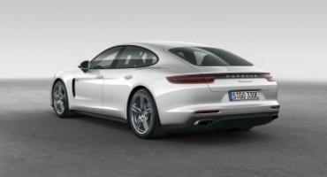 Porsche presenta a Parigi la versione ibrida della Panamera