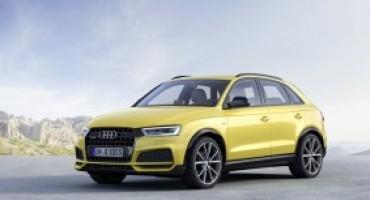 Audi Q3, nuovi pacchetti in arrivo