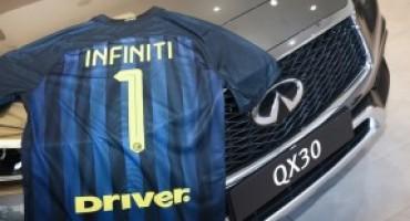 """INFINITI è """"Official Car"""" di F.C. Internazionale"""