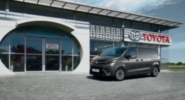 A vanEmotion 2016 Toyota presenta al pubblico la nuova linea Proace