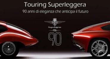 I primi 90 anni di Superleggera in una mostra al Museo Nazionale dell'Automobile di Torino