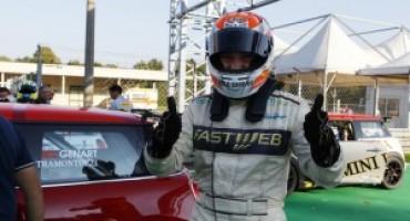 MINI Challenge, a Monza un incontenibile Tramontozzi vince entrambe le manche