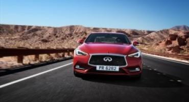 Infiniti comunica i prezzi della nuova coupé sportiva Q60