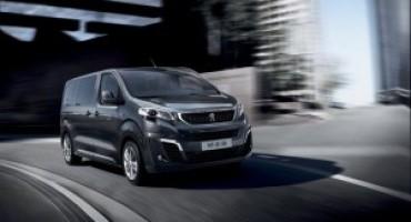 Nuovo Peugeot Traveller, abitabilità e dotazioni al top