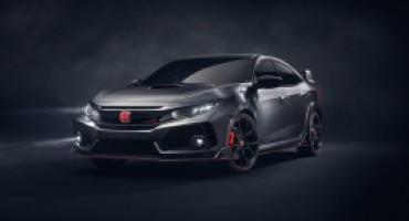 Honda svela il prototipo della futura Civic Type R