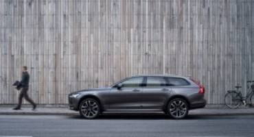 Volvo Cars svela la raffinata ed originale V90 Cross Country