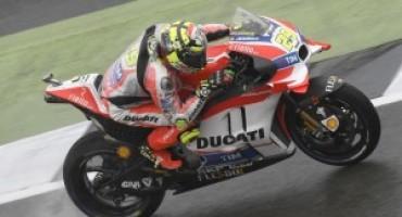 MotoGP – Silverstone: i piloti del Ducati Team in terza e quarta fila