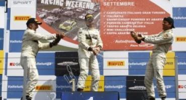 MINI Challenge 2016, sul circuito di Vallelunga Filippo Maria Zanin trionfa in Gara 1
