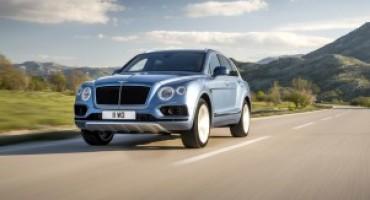Bentley Bentayga diesel, lusso, comfort e animo da granturismo