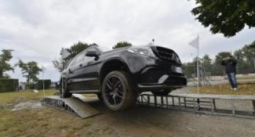 La gamma 4Matic di Mercedes-Benz