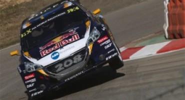 Campionato del Mondo RallyCross, Sébastien Loeb a podio nella gara di casa a Lohéac
