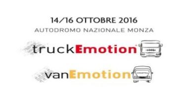 truckEmotion&vanEmotion 2016, il meteo avverso non frena l'entusiamo