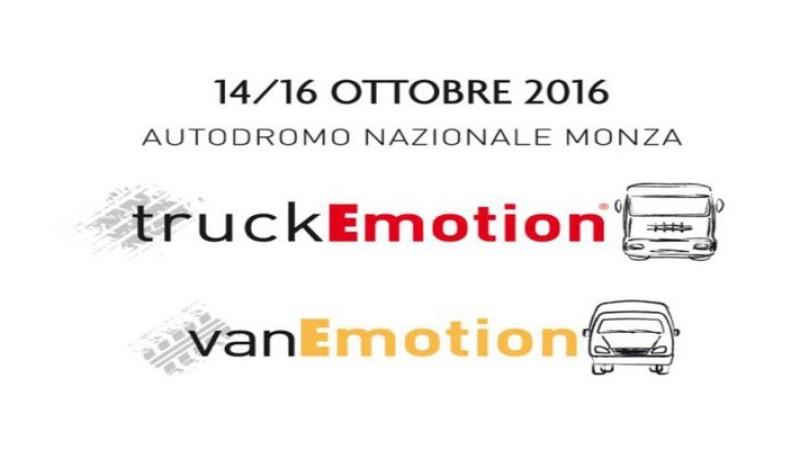 truckEmotion/vanEmotion 2016, nuovo record di affluenza per la quinta edizione della kermesse