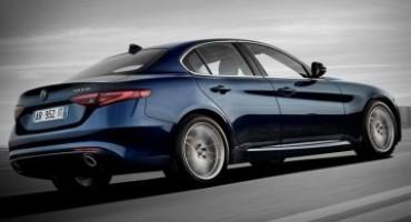 Bridgestone Potenza S001 RFT, il primo equipaggiamento sportivo della nuova Giulia