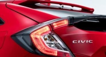 Le novità di Honda al Salone di Parigi 2016